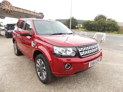 Land Rover Freelander Sd4 Metropolis