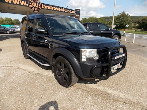 Land Rover Discovery 3 Tdv6 7 Seats