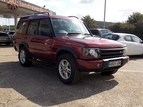 Land Rover Discovery Td5 Landmark