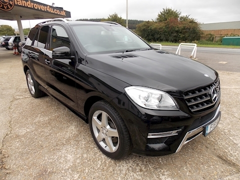 Mercedes-Benz M-Class Ml250 Bluetec Amg Sport
