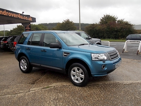 Land Rover Freelander Td4 Gs