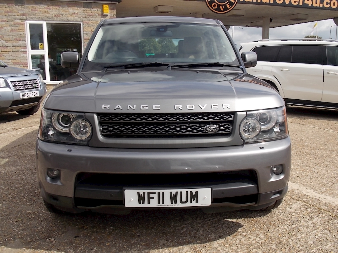 Land Rover Range Rover Sport Tdv6 Hse Estate 3.0 Automatic Diesel