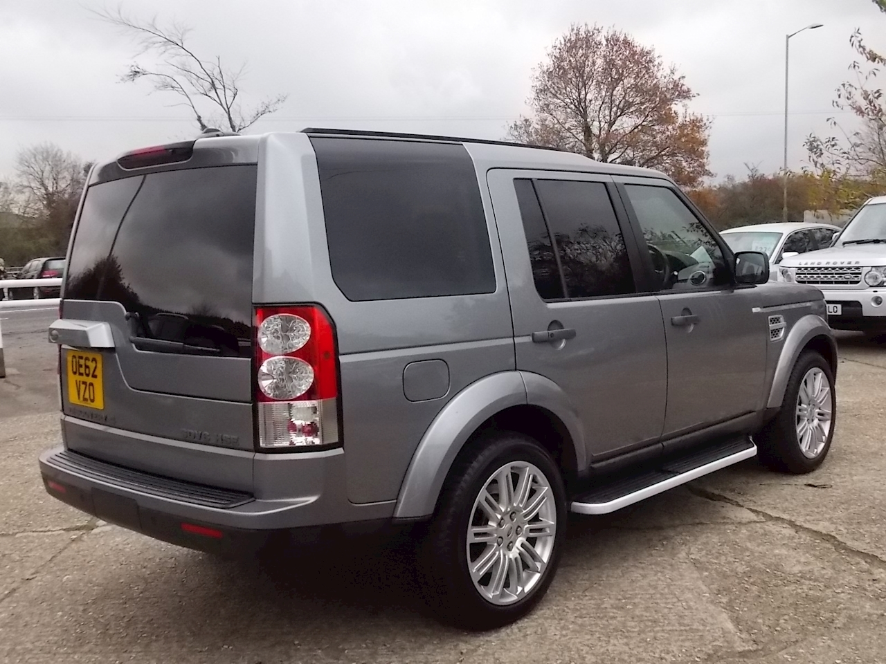Land Rover Discovery 4 Sdv6 Hse 3.0 5dr Estate Automatic Diesel