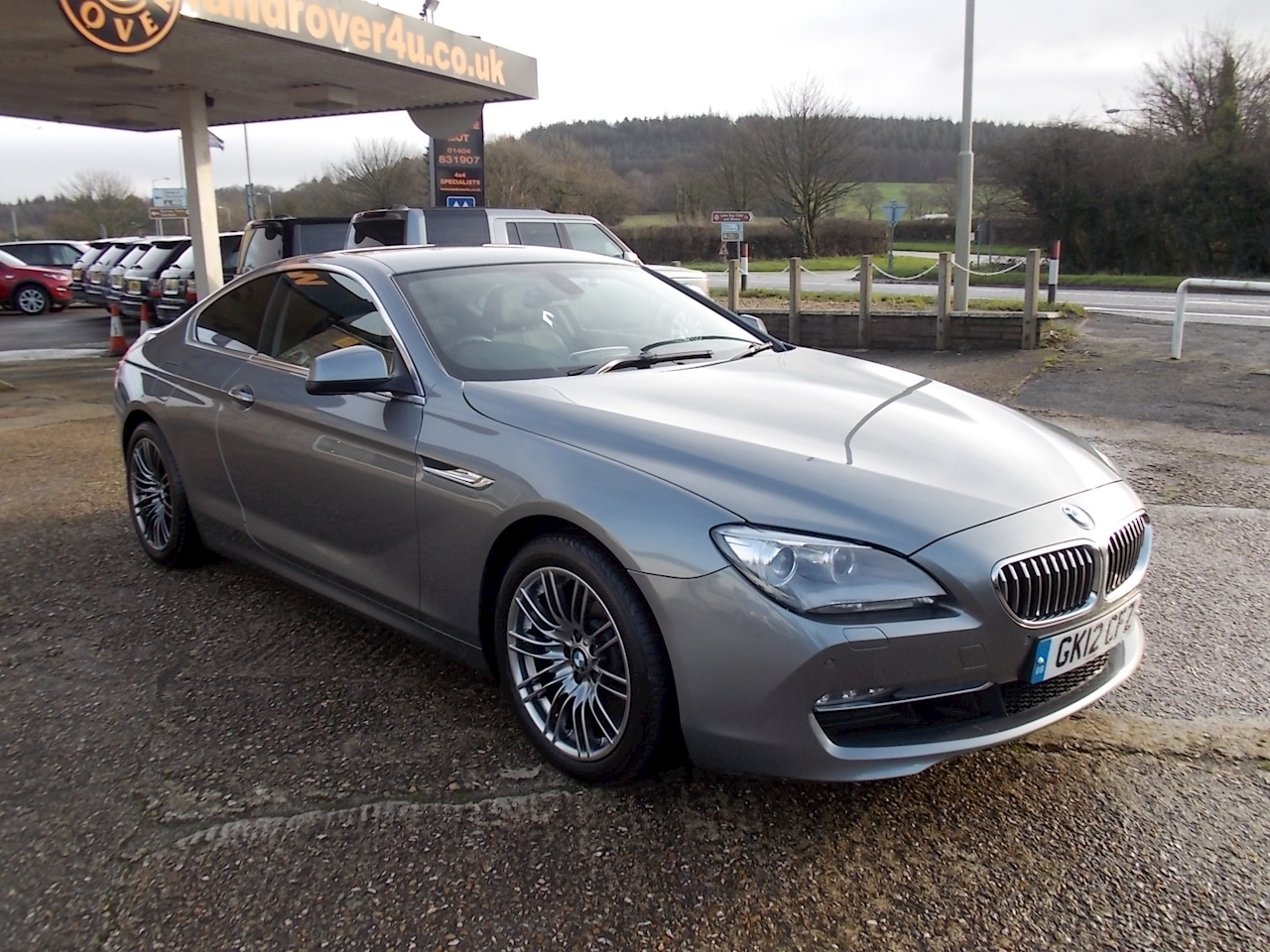 BMW 6 Series 640D Se Coupe 3.0 Automatic Diesel