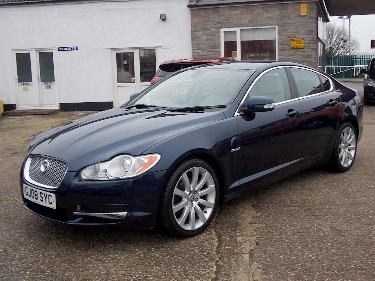 Jaguar Xf V6 Premium Luxury Saloon 2.7 Automatic Diesel
