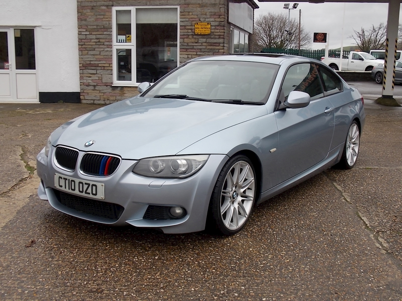 BMW 3 Series 320D M Sport Coupe 2.0 Manual Diesel