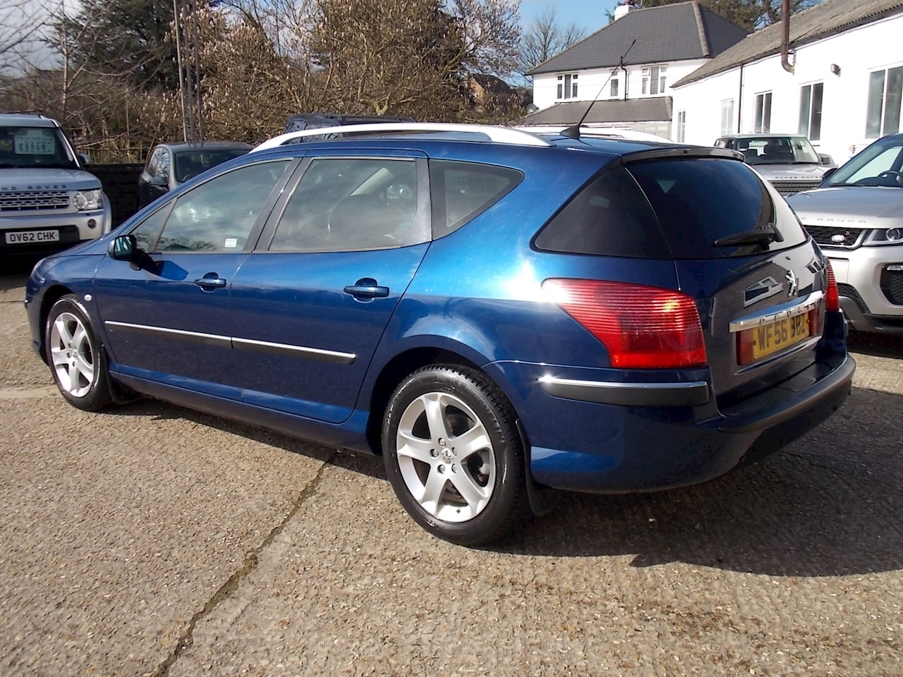 Peugeot 407 SW SE Estate 2 Manual Diesel