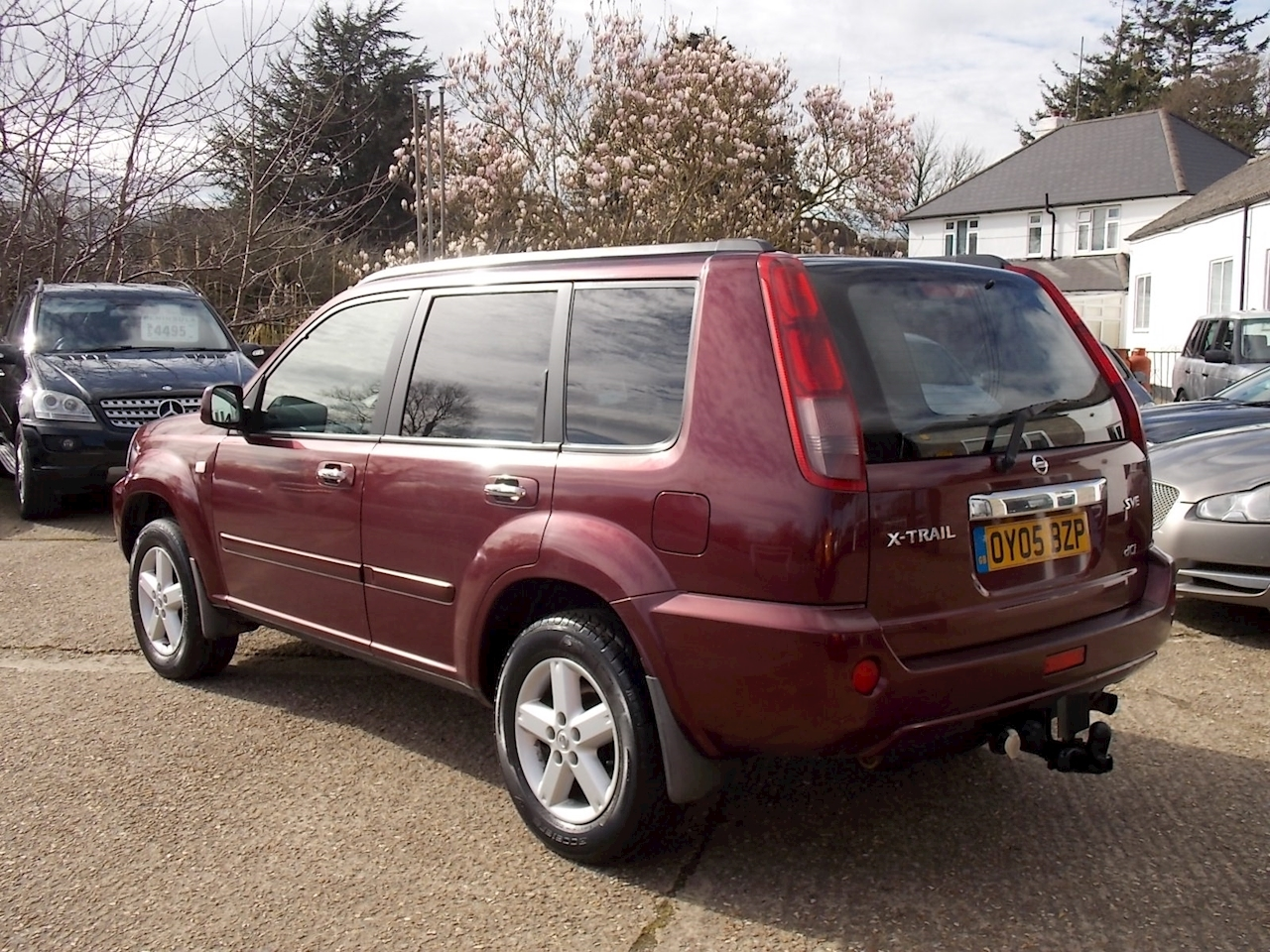 Nissan X-Trail SVE SUV 2.2 Manual Diesel