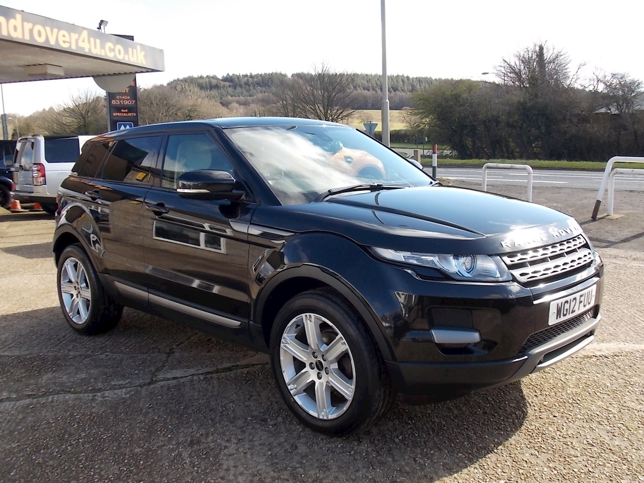 Land Rover Range Rover Evoque Pure Tech SUV 2.2 Manual Diesel