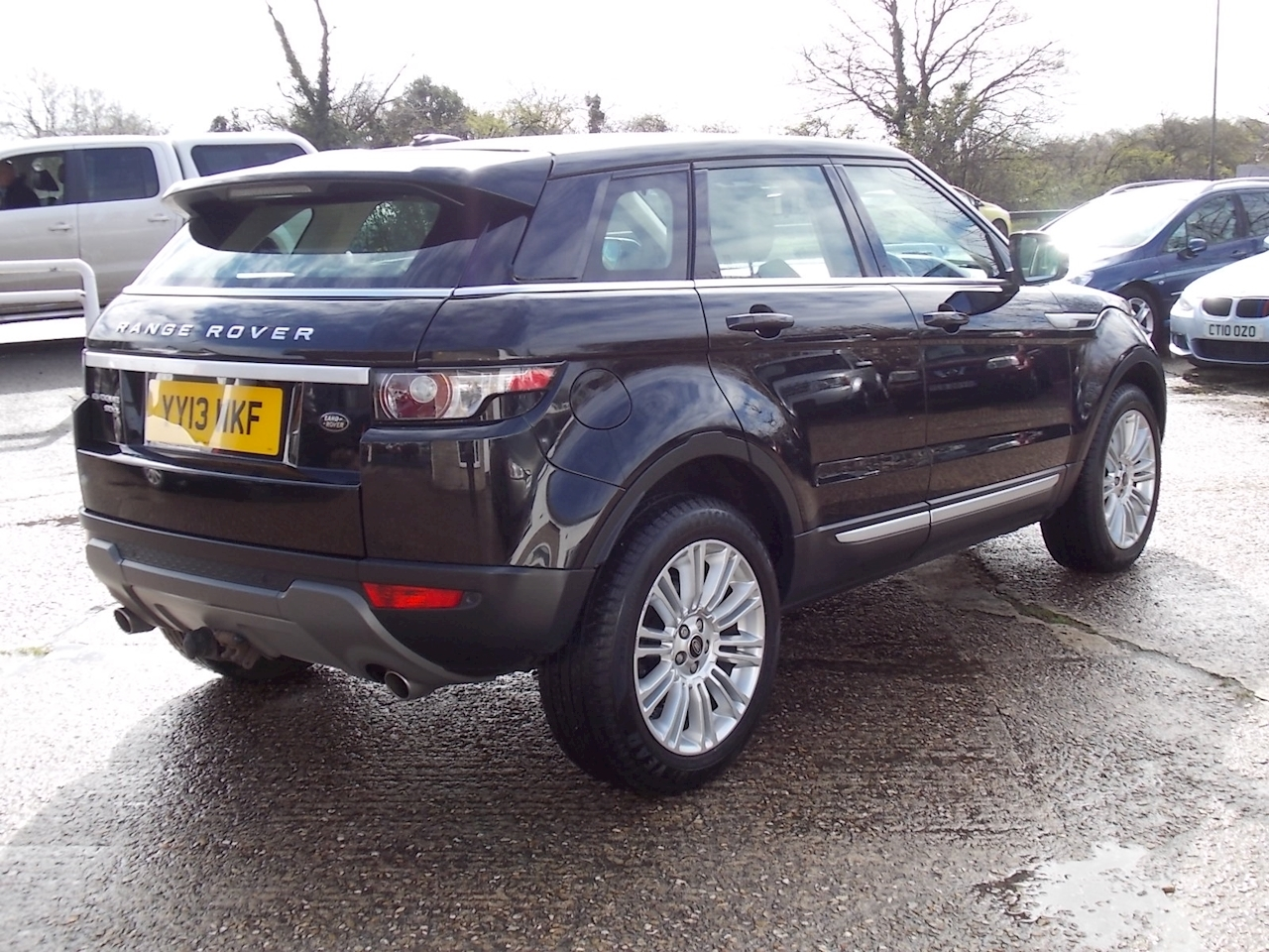 Land Rover Range Rover Evoque Sd4 Prestige Estate 2.2 Automatic Diesel