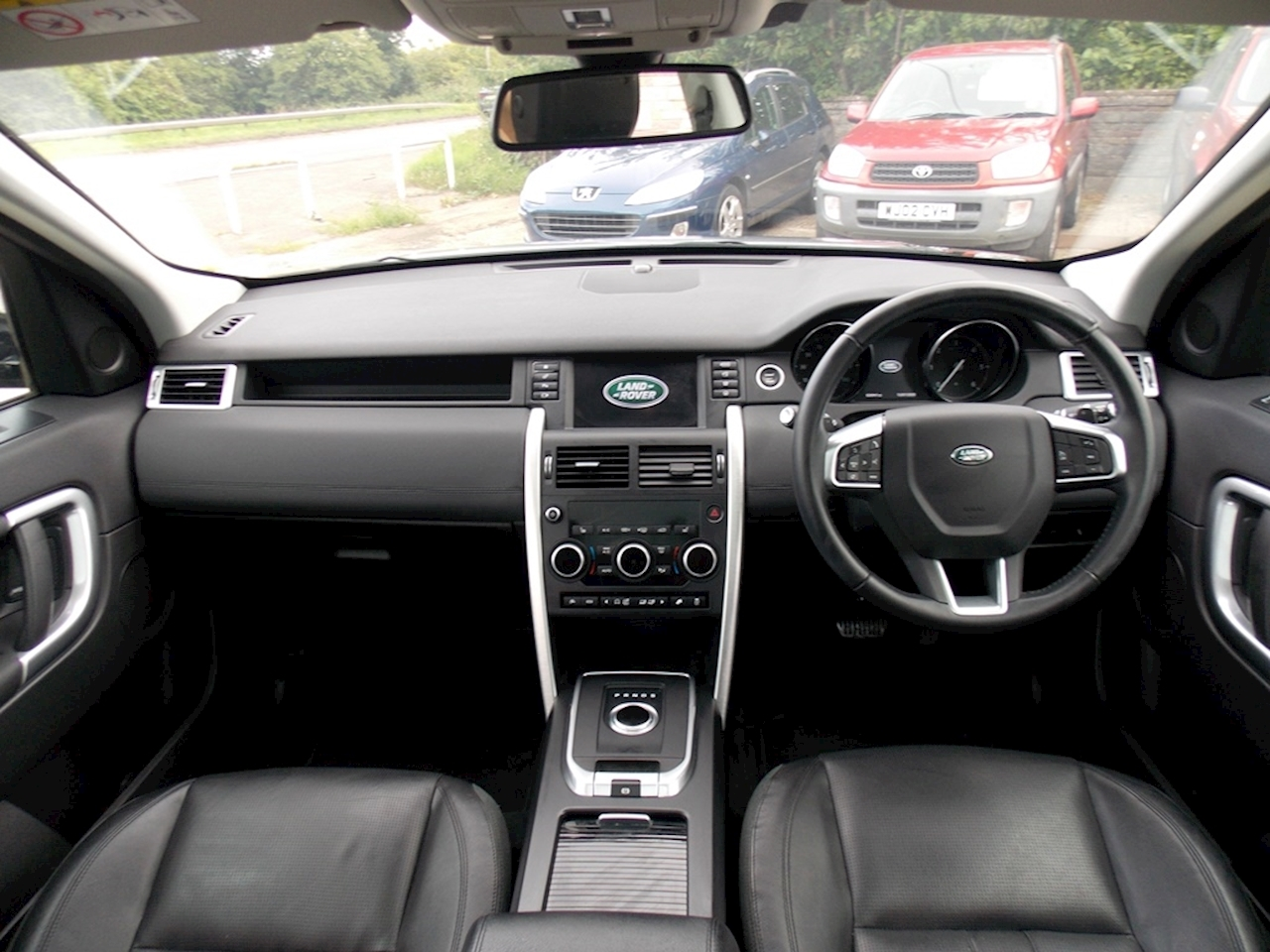 Land Rover Discovery Sport HSE 7Seat 2 5dr SUV Auto Diesel