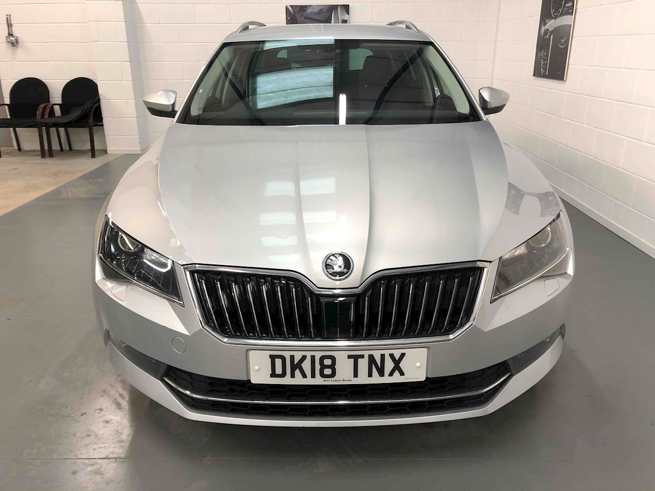 SKODA Superb SE L Executive Estate 2.0 DSG Diesel