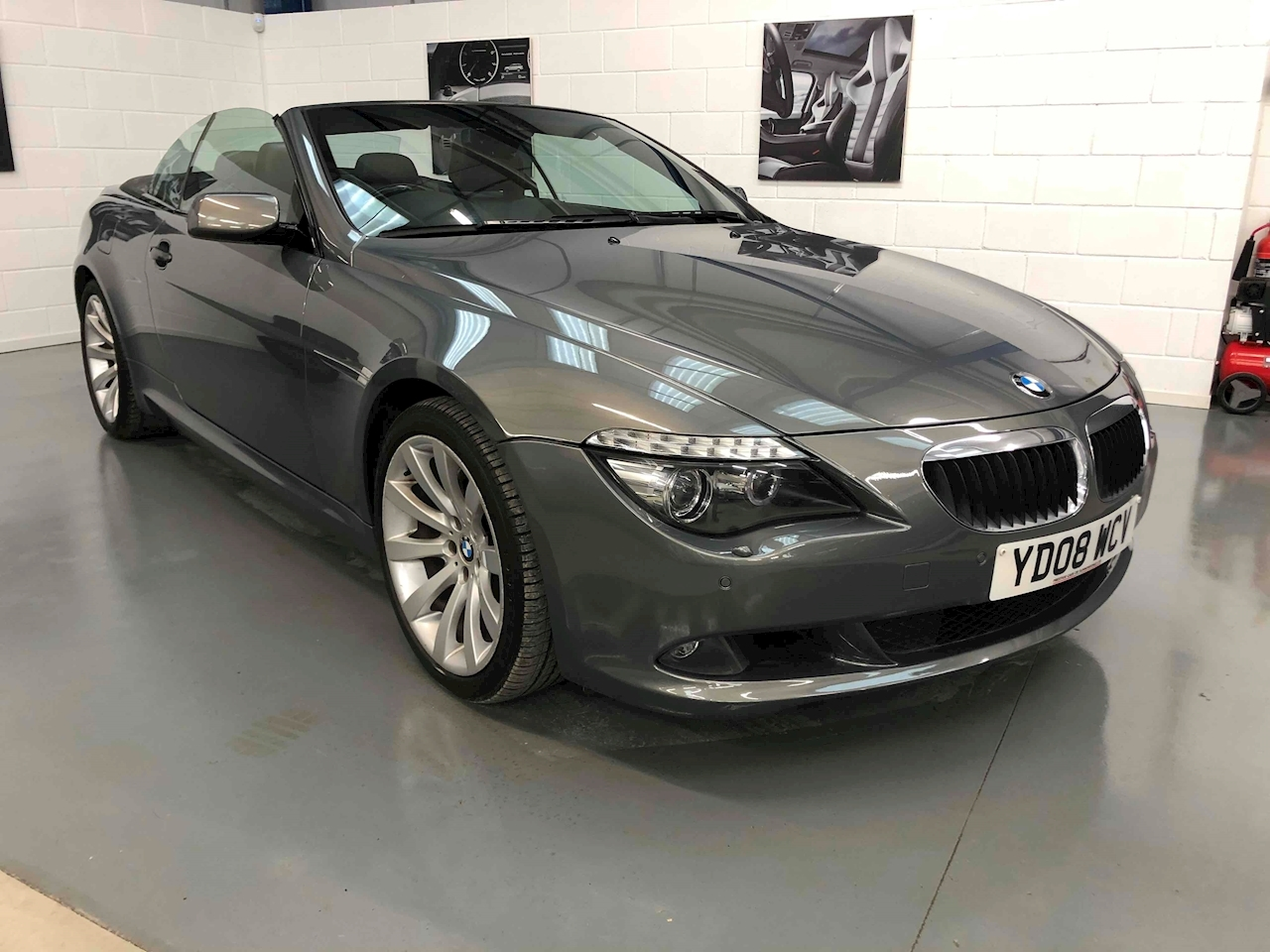 6 Series 635d Sport Convertible Convertible 3.0 Automatic Diesel