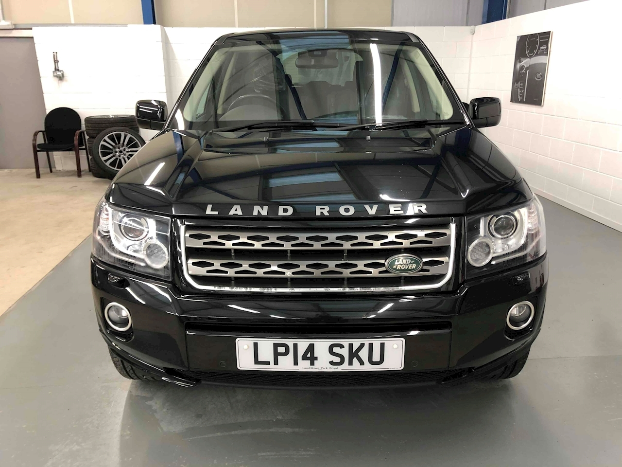 Land Rover Freelander 2 SE Tech SUV 2.2 Automatic Diesel