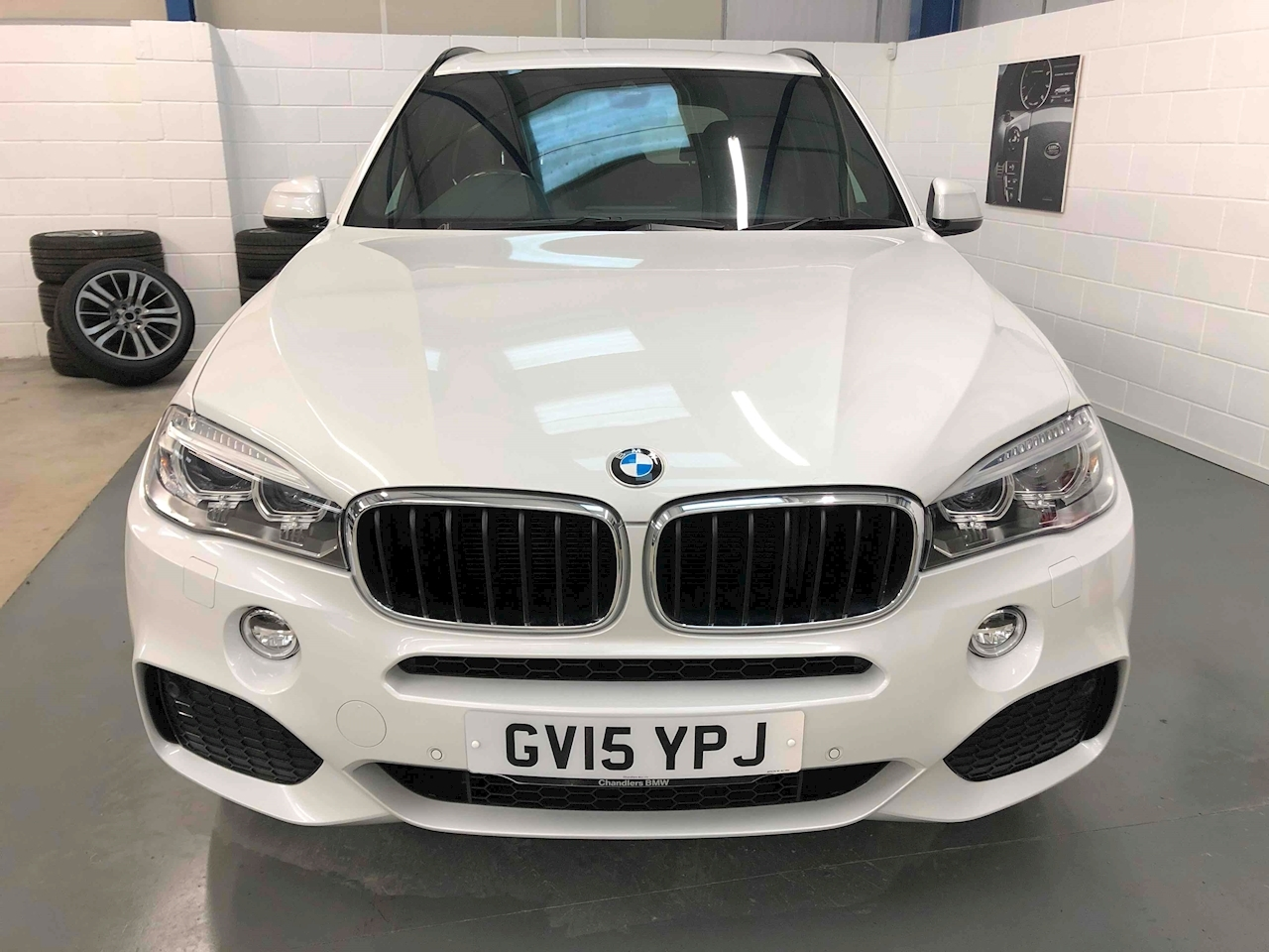 BMW 3.0 30d M Sport SUV 5dr Diesel Auto xDrive (s/s) (258 ps)