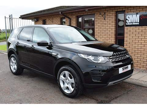Land Rover Discovery Sport Ed4 Se Estate 2.0 Manual Diesel