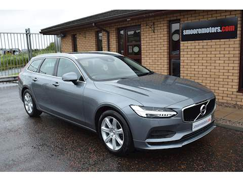 Volvo V90 D4 Momentum Estate 2.0 Automatic Diesel