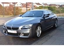 6 Series 640D M Sport Gran Coupe Coupe 3.0 Automatic Diesel