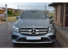 Glc-Class Glc 220 D 4Matic Amg Line Estate 2.1 Automatic Diesel