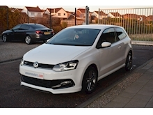 Polo R Line Tsi Hatchback 1.0 Manual Petrol