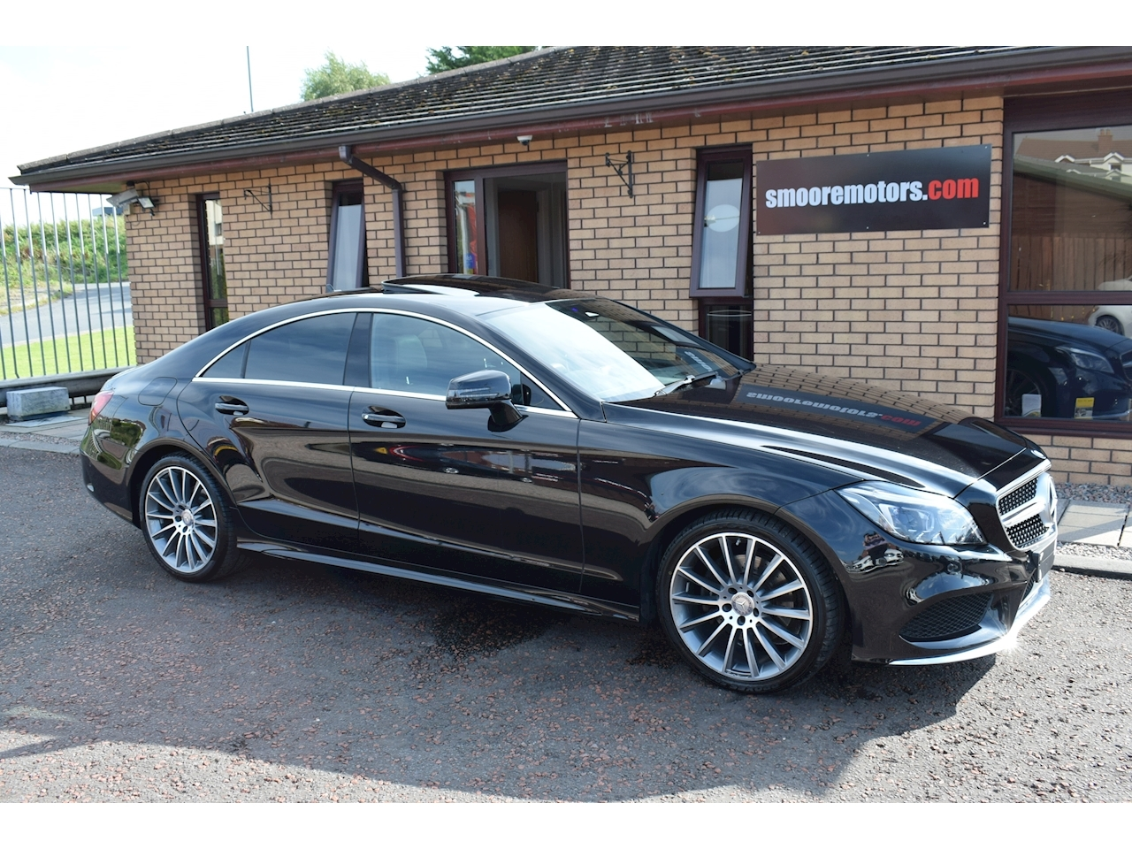 CLS AMG Line Coupe 2.1 G-Tronic+ Diesel