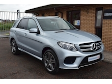 GLE Class AMG Line SUV 2.1 G-Tronic Diesel