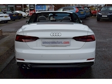 A5 2.0 Tdi 40  S Line 2dr Cabriolet S Tronic Diesel