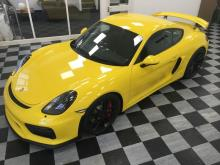 Cayman GT4 3.8 Coupe Manual Petrol - Thumb 0