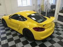 Cayman GT4 3.8 Coupe Manual Petrol - Thumb 1