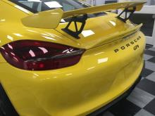 Cayman GT4 3.8 Coupe Manual Petrol - Thumb 7