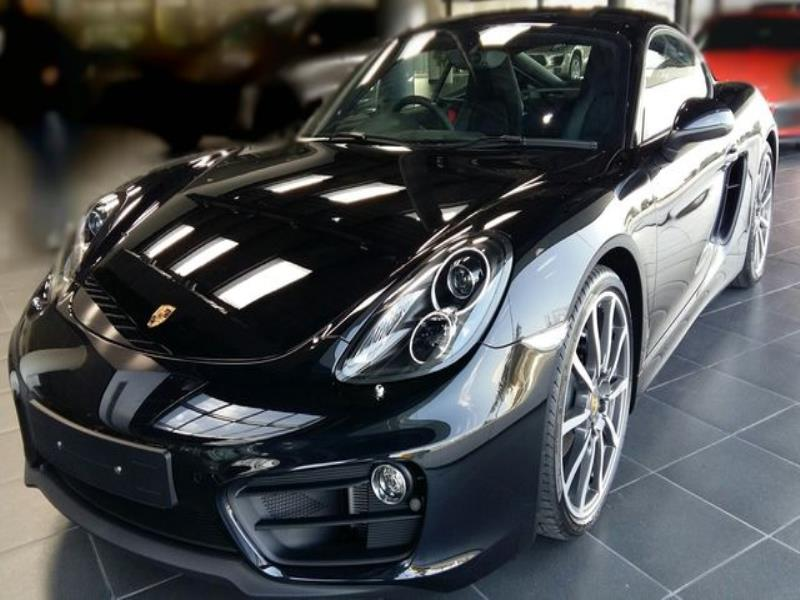 Porsche Cayman 24V Black Edition Pdk