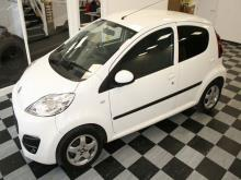 2013 '63' Peugeot 107 Allure 1.0 5dr Manual Petrol - Thumb 0