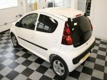 2013 '63' Peugeot 107 Allure 1.0 5dr Manual Petrol - Thumb 2