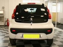 2013 '63' Peugeot 107 Allure 1.0 5dr Manual Petrol - Thumb 4