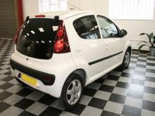2013 '63' Peugeot 107 Allure 1.0 5dr Manual Petrol - Thumb 5