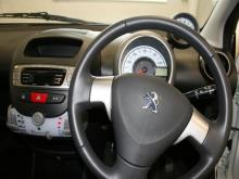 2013 '63' Peugeot 107 Allure 1.0 5dr Manual Petrol - Thumb 9