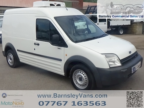 Ford Transit Connect T230 Lwb P/V