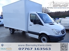 Mercedes Sprinter 2.1 2009 - Thumb 0