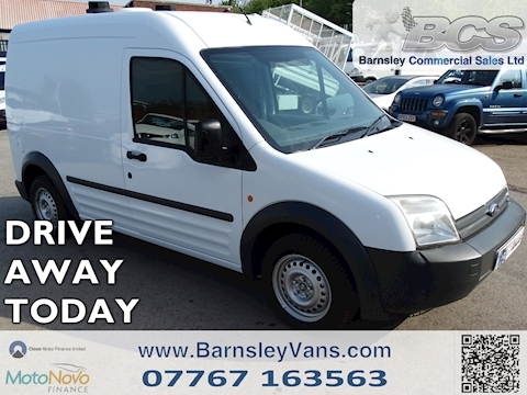 Ford Transit Connect T220 Lr P/V