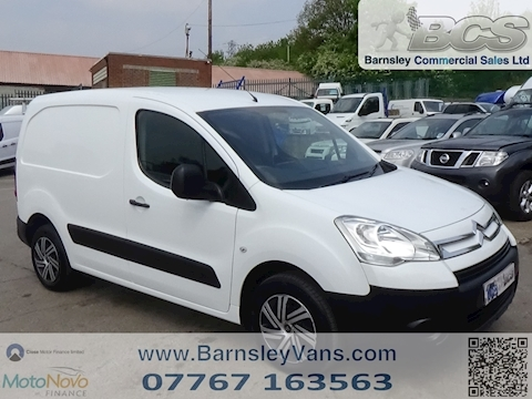 Citroen Berlingo 850 Enterprise L1 Hdi
