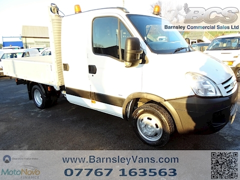 Iveco Daily 35C15 Crc 3450 Mwb