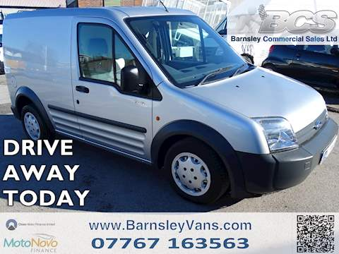Ford Transit Connect 1.8 2008
