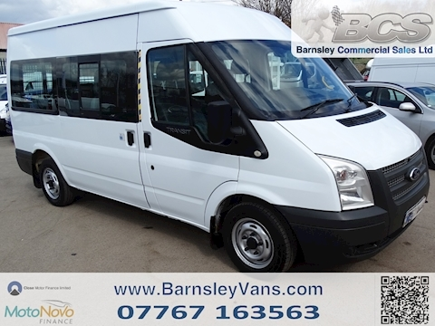 Ford Transit 300 Shr Bus 9 Str