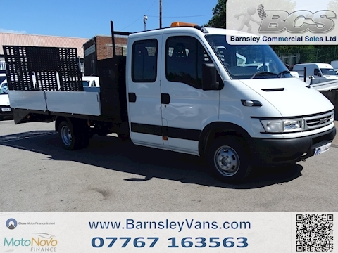 Iveco Daily 50C14d Crc
