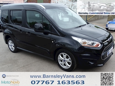 Ford Tourneo Connect Titanium Tdci