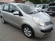 Nissan Note 1.4 2006 - Thumb 9