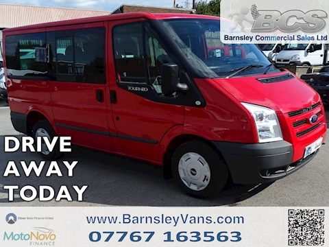 Ford Transit 280 Trend Tourneo 9 Str