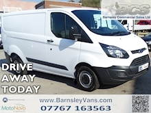 Ford Transit Custom 2.2 2015 - Thumb 0