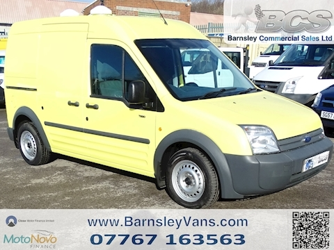 Ford Transit Connect Tdci T230 L Lwb P/V 90