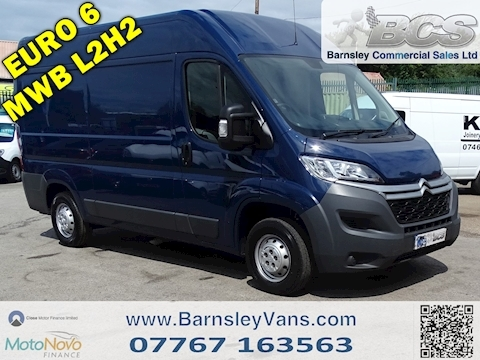 Citroen Relay 35 L2h2 Enterprise Bluehdi